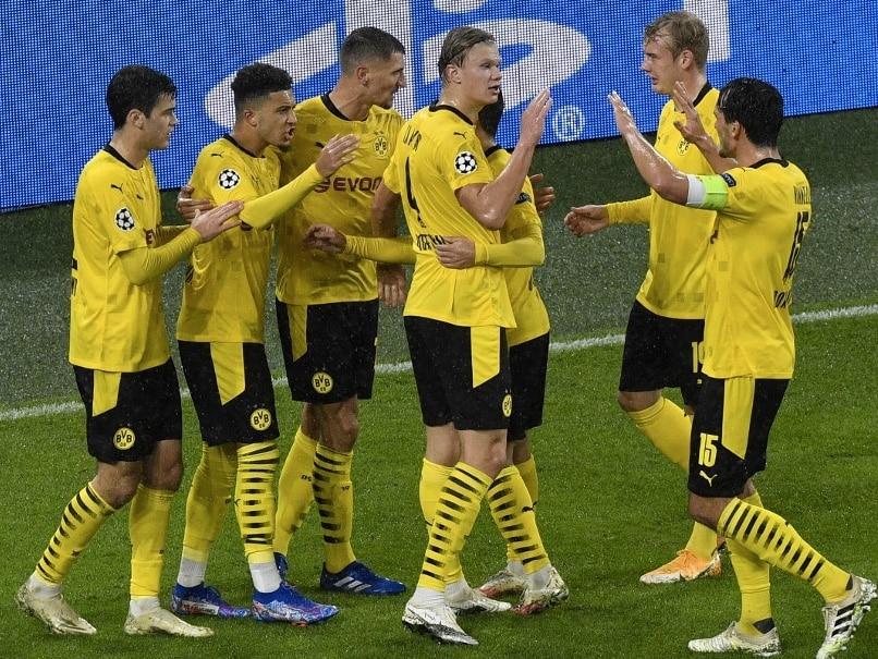 لیگ قهرمانان اروپا: بوروسیا دورتموند پشت زنیت پینسک