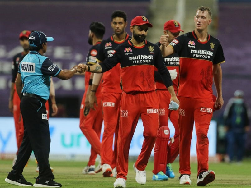 """لیگ برتر هند 2020 ، سرخپوستان بمبئی مقابل رویال چلنجر بنگلور: ویرات کولی می گوید: """"بمبئی ما را برای 20 دوش متوقف کرده است"""""""