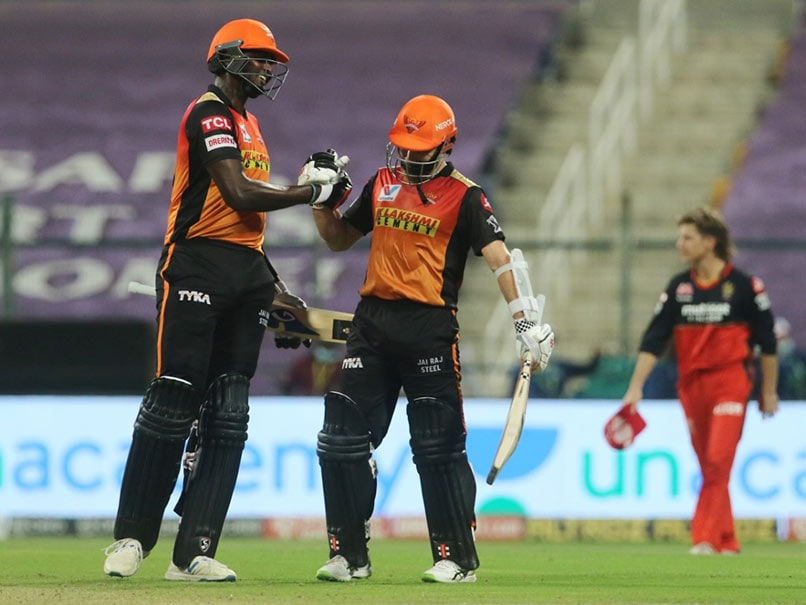 IPL 2020 Eliminator، SRH vs. RCB: کین ویلیامسون ، جیسون هولدر Star As SunRisers Hyderabad Beat Royal Challengers Bangalore با 6 ویکت واجد شرایط 2