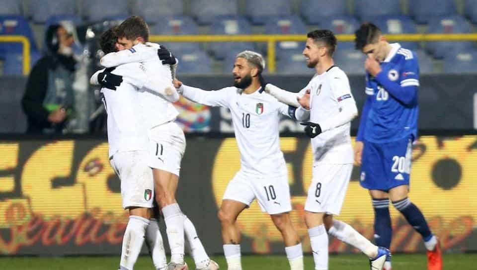 لیگ ملت ها: ایتالیا به روندهای بدون شکست ، پیروزی در انگلیس و هلند – فوتبال ادامه می دهد
