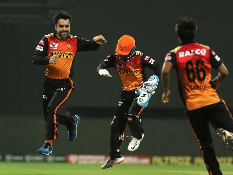 لیگ برتر هند و SRH: رشید خان از هواداران تشکر می کند که SunRisers حیدرآباد موفق به صعود به فینال نشد