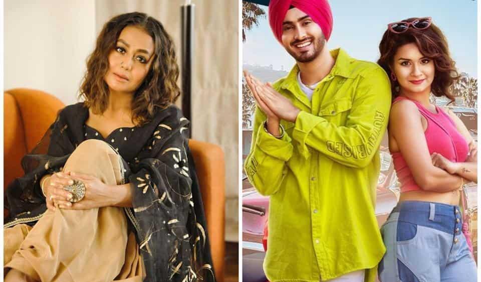 """Neha Kakkar واکنش عصبانی به """"چالش سابق"""" شوهر Roanpret Singh را برانگیخت ، او قسم می خورد بی گناهی – موسیقی"""