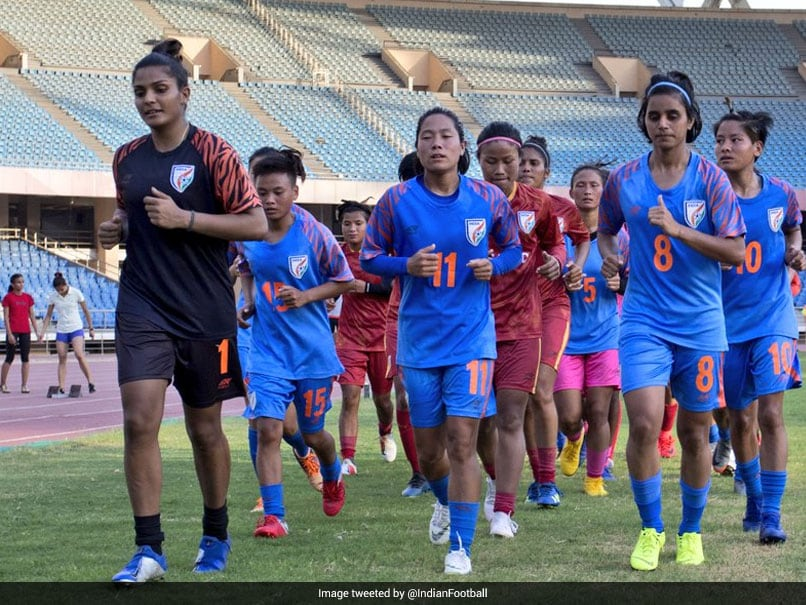تیم ملی فوتبال زنان هند پس از محاصره COVID-1 در اول دسامبر اولین اردوی ملی را برگزار می کند