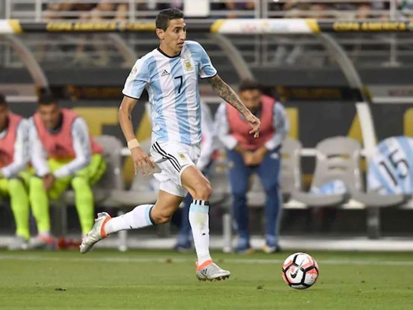 آنخل دی ماریا برای مقدماتی جام جهانی به آرژانتین برمی گردد
