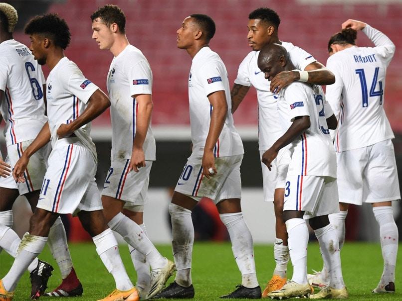 برنده N'Gola Conte در پرتغال فرانسه را به فینال لیگ ملت های UEFA می فرستد