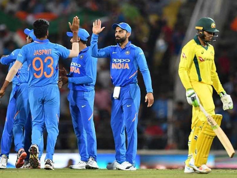 استرالیا و هند: سه T20I ، دو ODI در روز اول رزرو فروخته شد