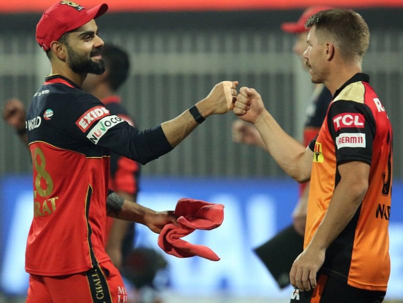 امتیاز IPL Live ، SRH در مقابل امتیاز RCB در کریکت: SunRisers Hyderabad ، Royal Challengers Bangalore در مسابقه Must Win