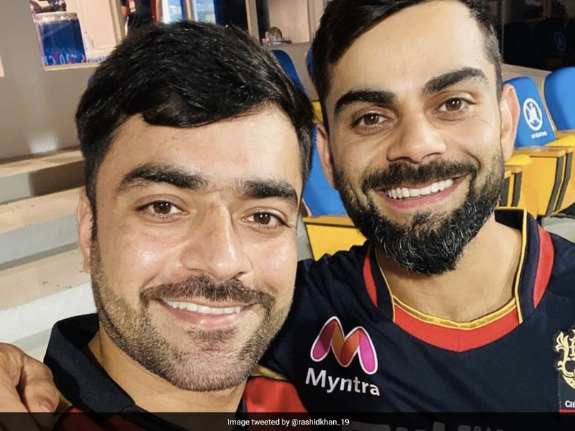 لیگ برتر هند ، Eliminator ، SRH در مقابل RCB.  مسابقات عمده: ویرات کولی ، رشید خان.