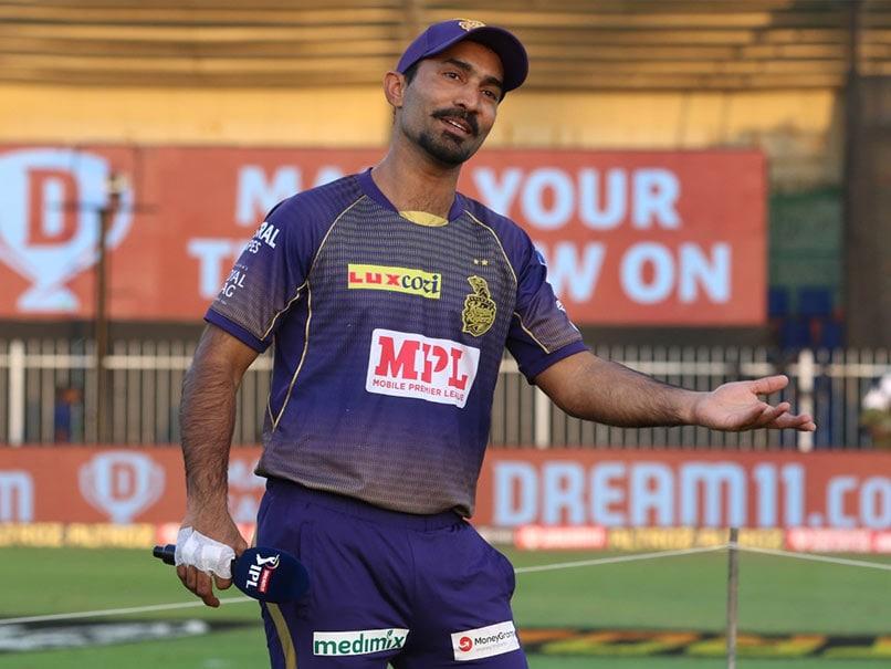 لیگ برتر هند: KKR پس از انتشار مسابقه با استفاده از تصویری از Dinesh Karthik ، وحشی را می گیرد