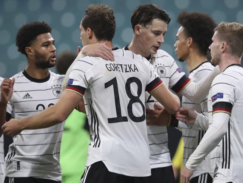لیگ ملت های یوفا: بریس تیم ورنر ابتدا آلمان را با پیروزی 3-1 مقابل اوکراین اخراج کرد