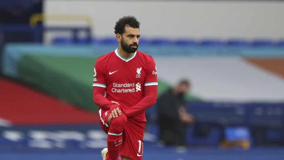 محمد صلاح ، مهاجم لیورپول ، برای آزمایش دوم Covid-19 – فوتبال بازگشت